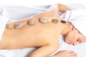 Hot Stone-Massage und Hot Stone-Therapie