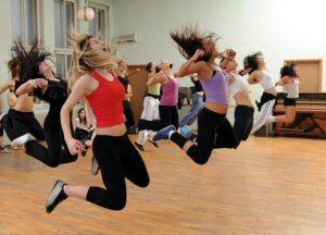 Powergym: Übungen für mehr Kondition und Beweglichkeit