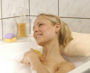 Romantikbad: Förderung des Wohlbefindens und der Entspannung