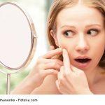 Gesichtsmasken bei Akne